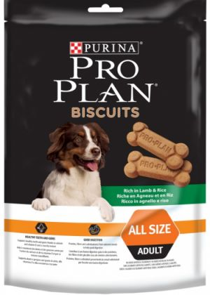 PRO PLAN Biscuits Lamb+Rice 400 g